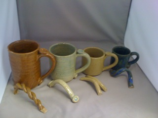 Mud Princess Mug Samples
